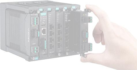 Модульный коммутатор MDS - G400