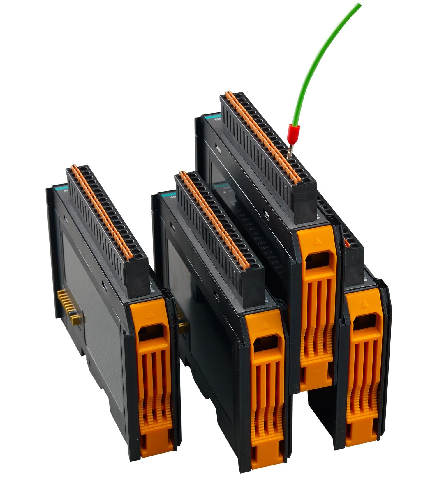 45MR-3800: Модуль для ioThinx 4500 с 8 каналами 8 AI (0-20 мА/4-20 мА), питанием 24 В пост., диапазоном рабочих температур от -20 до 60°C, Moxa