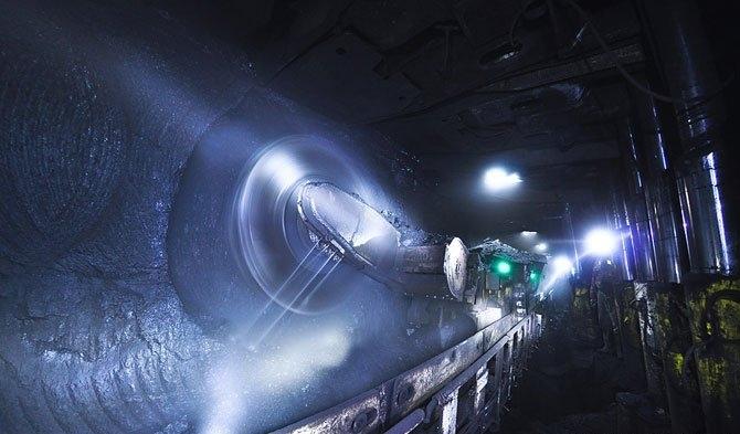 Система управления угольной